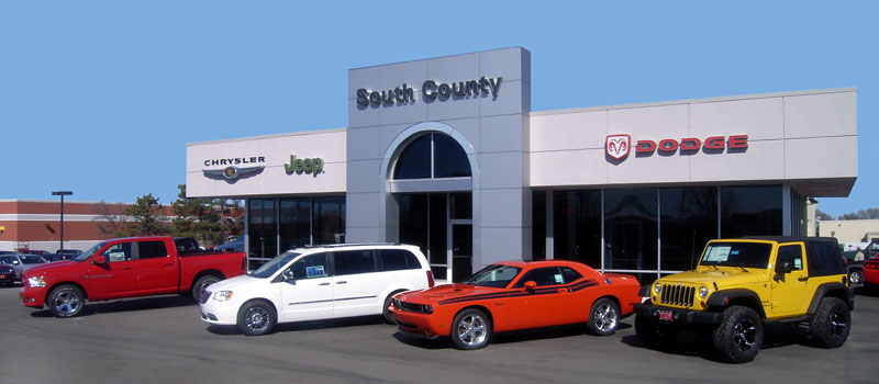 South County Chrysler >> South County Dodge Chrysler Jeep Ram Use Express Lane For